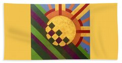 Cbs Sunday Morning Breaking Day Hand Towel