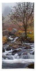 Brecon Beacons National Park 5 Bath Towel