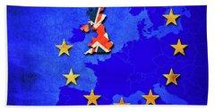Brexit Hand Towel