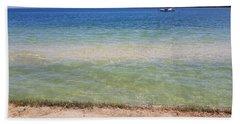 Bribie Ocean  Bath Towel