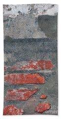 Bath Towel featuring the photograph Bricks And Mortar by Elena Elisseeva