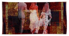 Bridal Walk Hand Towel