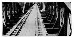 Bridge On The River Kwai Bath Towel
