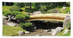 Bridge Over Beauty Hand Towel