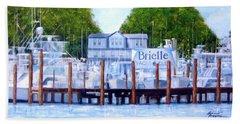 Brielle, Nj Bath Towel