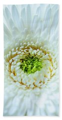 Hand Towel featuring the photograph Bright As A Lime by Christi Kraft