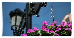 Bright Momories From Plovdiv 1 Bath Towel