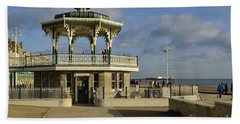 Brighton Bandstand Hand Towel