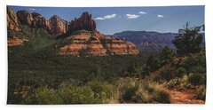 Brins Mesa Trail Vista Hand Towel