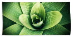 Bromelia Bath Towel