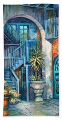 Brulatour Courtyard Hand Towel