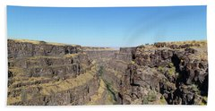 Bruneau Canyon Overlook, Idaho Hand Towel