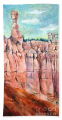 Bryce Canyon #1  Hand Towel