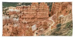 Bryce Canyon Bath Towel