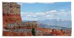 Bryce Canyon Bath Towel by Nancy Landry