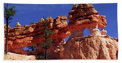 Bryce Canyon National Park Hand Towel by Sally Weigand