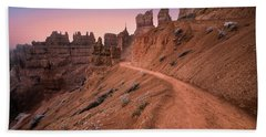 Bryce Canyon Sunset Hand Towel
