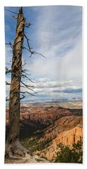 Bryce Canyon Tree Bath Towel