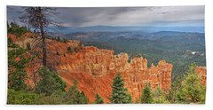 Bryce Squall Hand Towel