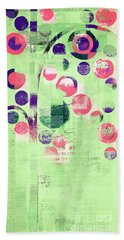 Bath Towel featuring the photograph Bubble Tree - 224c33j5r by Variance Collections