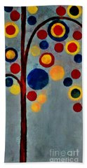 Bubble Tree - Dps02c02f - Right Bath Towel