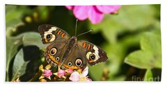 Buckeye Butterfly Bath Towel