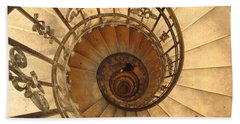 Budapest Staircase Bath Towel