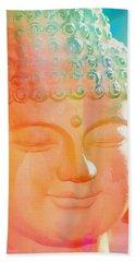 Buddah Glow Hand Towel