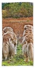 Buddies Bath Towel