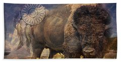 Buffalo Medicine 2015 Bath Towel
