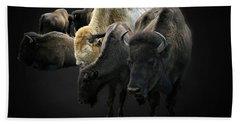 Buffalo Bath Towel