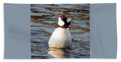 Bufflehead Hand Towel