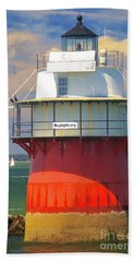 Bug Light Plymouth Hand Towel