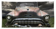 Buick Eight Special Bath Towel