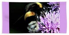 Bumble Bee Bath Towel