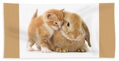 Bunny Love Hand Towel