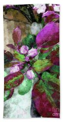 Buoyancy Of Nature Bath Towel