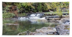 Burgess Falls Bath Towel