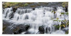 Burgess Falls Middle Hand Towel