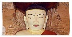 Burma_d2085 Hand Towel by Craig Lovell