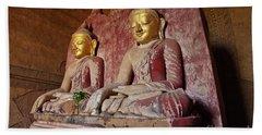 Burma_d2104 Hand Towel by Craig Lovell