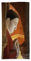 Burma_d2287 Hand Towel by Craig Lovell