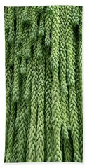 Burro's Tail Hanging Plant Bath Towel
