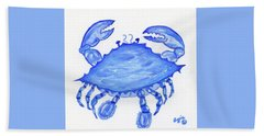 Buster The Crab Bath Towel