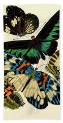 Butterflies, Plate-10 Hand Towel