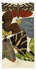 Butterflies, Plate-14 Hand Towel