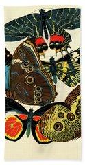 Butterflies, Plate-2 Hand Towel