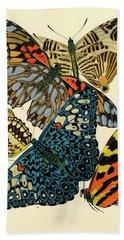 Butterflies, Plate-3  Hand Towel
