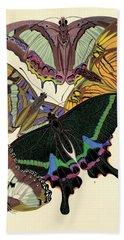 Butterflies, Plate-8  Hand Towel