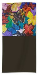Butterflies 2 Hand Towel